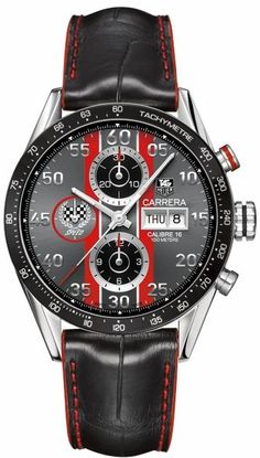 """TAG Heuer Carrera """"Goodwood Festival of Speed"""" Limited Edition CV2A1J.FC6301"""