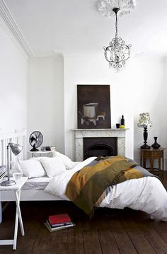 bedroom // repinned by www.womly.nl #womly #interieur