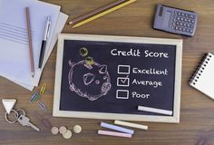 The Average American's Credit Score: How Do You Compare? -- The Motley Fool