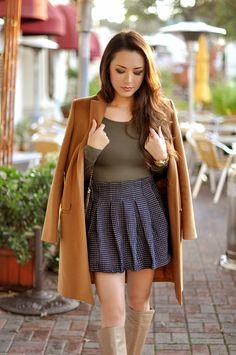 6fc255e5963 Hapa Time - a California fashion blog by Jessica  Fall Look  Earth Tones  Jessica