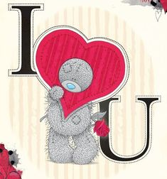 Florynda del Sol ღ☀¨✿ ¸.ღ Anche gli Orsetti hanno un'anima…♥ Love Hug, Love Bear, Cute Love, My Love, Love You Images, Cute Images, Cute Pictures, Tatty Teddy, Teddy Bear Quotes