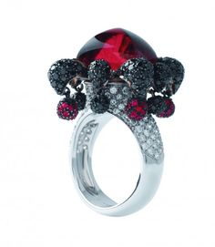 Geneva based jewelry house Avakian creates beautiful Joker rings...pinned by ♥ wootandhammy.com, thoughtful jewelry.