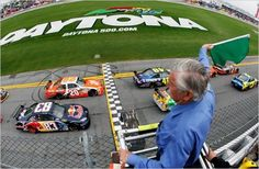 Daytona 500 - the most important race in NASCAR. Would be great to check it out!