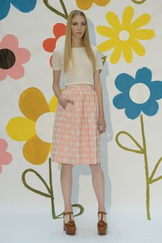 Orla Kiely Spring 2015 Ready-to-Wear - Collection - Gallery - Style.com