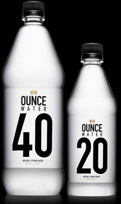 Get Ounced with OUNCE WATER! 💧🍶👑