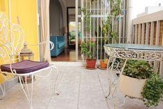 Matías. Departamento de dos ambientes y balcón grandes en Palermo, Ciudad de Buenos Aires.
