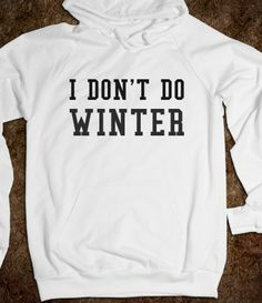 I DON'T DO WINTER... Uhh, best I have seen!!!