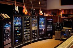 CLA and Studio - Chris Lord-Alge