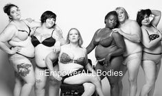 Jes Baker And Jade Beall's #EmpowerALLBodies Project Does Exactly What It Says, Plus Five Other Beautiful Body Positive Campaigns