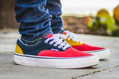 Vans Era Pro 50th Anniversary On Feet Sneaker Review da54fd5d7