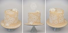 Royal Iceing cake