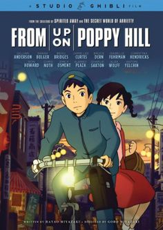 From Up On Poppy Hill DVD (Hyb) #RightStuf2013