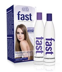 Fast Hair Growing Shampoo and Conditioner | No Sulfates--- Fast growth and now no sulfates, Sweet