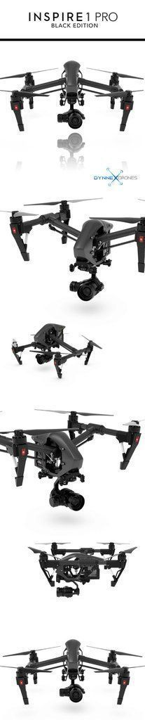 DJI Inspire 1 Pro w/ 4K ZENMUSE X5 Camera - Black Edition Quadcopter – Get your new drone now! Buy now pay later financing, free shipping. Come check out our cool drones here https://dynnexdrones.com/ #BestQuadcopterReviews