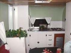 Unique 1957 Rancho kitchen