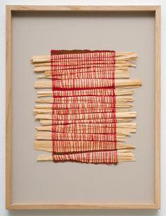 Sheila Hicks, 'Ida Weingart,' 1996, Lora Reynolds Gallery