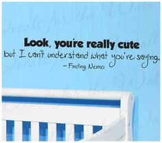 20 Darling Disney Wall Vinyl Quotes for the Nursery or Playroom | Disney Baby  sc 1 st  Pinterest & 1662 best One Day I Will Be A Mommy :) images on Pinterest | Child ...