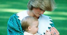 A look back at the bond Princess Diana shared with her growing boys