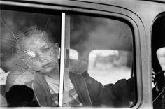 Elliot Erwitt USA Colorado 1955  il a offert cette photo a son ophtalmo ;)