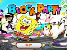 Block Party Game