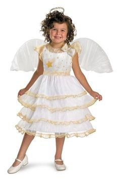 About Costume Shop Angel Belle Toddler Costume - Angel Belle Toddler CostumePerfect for the holiday play!Costume includes: Dress with hooped skirt, detachable wings and haloAvailable sizes: Page Kids Angel Costume, Deer Costume, Belle Costume, Angel Costumes, Toddler Costumes, Cute Costumes, Halloween Party Costumes, Baby Costumes, Christmas Costumes