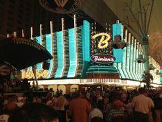 Binion's Gambling Hall & Hotel... Fremont Street, Las Vegas