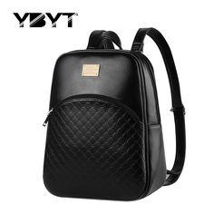 Винтаж повседневная новый стиль кожа школьные сумки высокого качества hotsale…