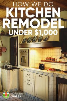 Image result for home remodeling ideas home renovation diy kitchen remodel ideas how we do it for under 1000 solutioingenieria Choice Image
