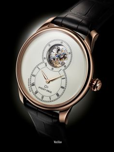 Jaquet Droz Tourbillon  @DestinationMars