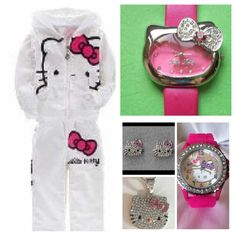 Hello Kitty Clothing and accessories....