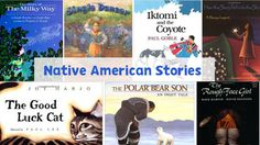 This Native American Heritage Month read lore from this diverse group of people. Some tales are fun and humorous while others are serious.