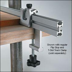 Veritas® Quad T-Slot Track - Woodworking