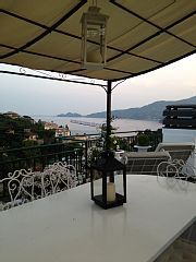 Rapallo: Elegant penthouse with large terrace and magnificent views of the Gulf PorfofinoHoliday Rental in Rapallo from @HomeAwayUK #holiday #rental #travel #homeaway