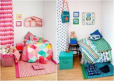 Heb jij ze al gezien in de winkel? De kleurrijke en vrolijke opbergartikelen, dekbedovertreksets en kussentjes. Het HEMA Designteam heeft voor de leukste jongens en meisjes de mooiste woonartikelen bij elkaar gezocht.