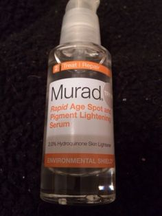 murad rapid age spot and pigment