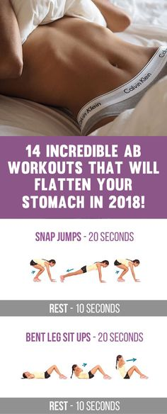 Have you continued to stick to your new years resolution, whatever it may be? If it was to lose weight and flatten your stomach or simply start to get into a healthier mindset, we're here to help. Here are 14 amazing ab workouts that will help you strengthen your core and develop those muscles that …