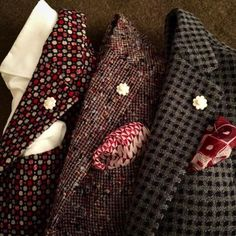 Jackets and squares!!'