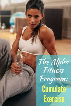 The ultimate home workout! Alpha Home Fitness Program @majogarci  #workout