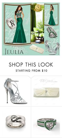 """Jeulia Jewerly"" by zijadaahmetovic ❤ liked on Polyvore featuring women's clothing, women, female, woman, misses and juniors"
