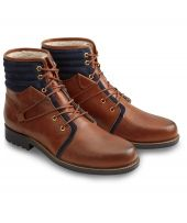 Leather Heavy Duty Boots When things get tough, you need a shoe that can go the distance in style. Mixing leather and suede with unique wraparound laces, theyll see you through a busy day or staying out all night.>>>>>Upper:  http://www.MightGet.com/january-2017-12/leather-heavy-duty-boots.asp