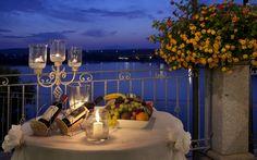 Tavolo adibito - Blù Restaurant Golfo Aranci