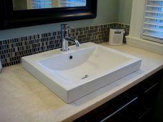 bathroom sink tops - Google Search