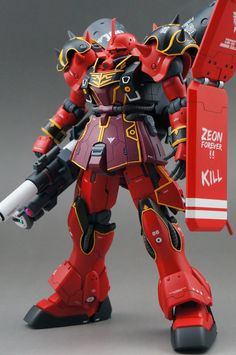 Custom Build: HGUC 1/144 Geara Zulu [Angelo Sauper Use] - Gundam Kits Collection News and Reviews