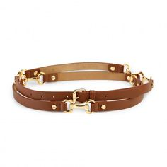 Women's Belts - Equestrian Double Wrap Belt | C. Wonder