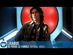 Ligabue - Ho perso le parole is an italian singer and songwriter