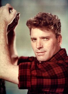 Burt Lancaster.  I thought he was perfect.  The hair, the face, the physique and the voice.  Still great in 'Field of Dreams'.