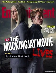 mockingjay..WAIT A MINUTE ! I know this has nothing to do with HG but on the side it says frozen on WOAT !!! Is that true !?