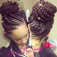 hairstyles how to do hairstyles into a ponytail hairstyles for men hairstyles for boys braid hairstyles braided hairstyles 2018 hairstyles to do on yourself hairstyles 2018 female Braided Hairstyles Updo, Cornrows Updo, Cornrolls Hairstyles Braids, Ghana Braids Hairstyles, Braids Wig, My Hairstyle, African Hairstyles, Girl Hairstyles, Ghana Braids Updo