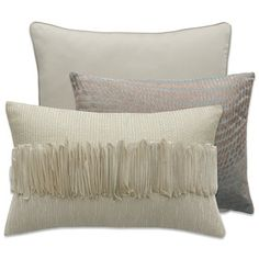 Modern Living Sterling Poppy Decorative Pillows (Multiple Options Available)   Overstock™ Shopping - Great Deals on Throw Pillows