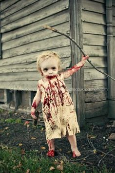 Should I be worried that I find this cute... Zombie Cute :-)